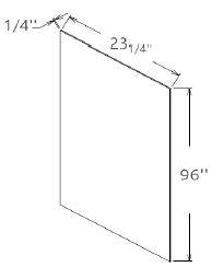 Tall Skin Veneer Panel