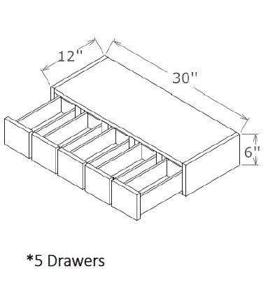 Wall Space Drawer
